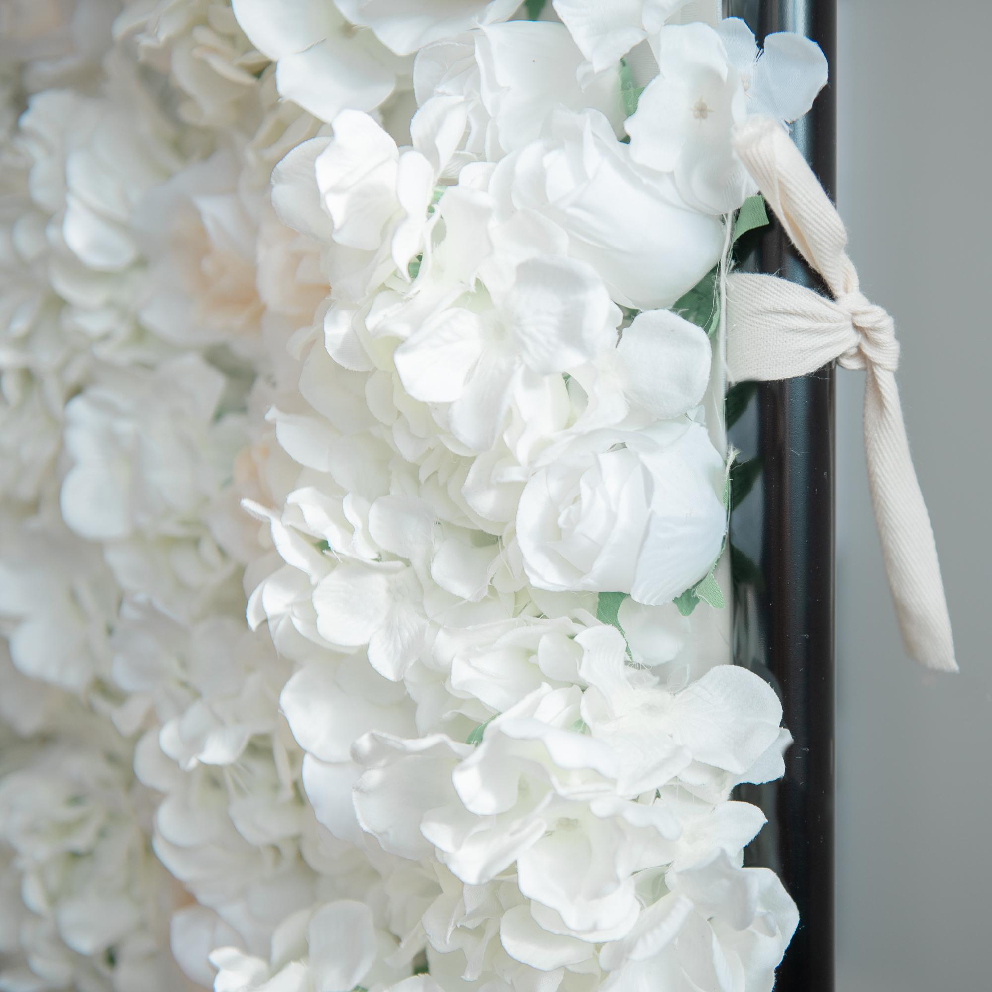 d6baff56daf4 Hyr blomstervägg - blomvägg - fotovägg till bröllop